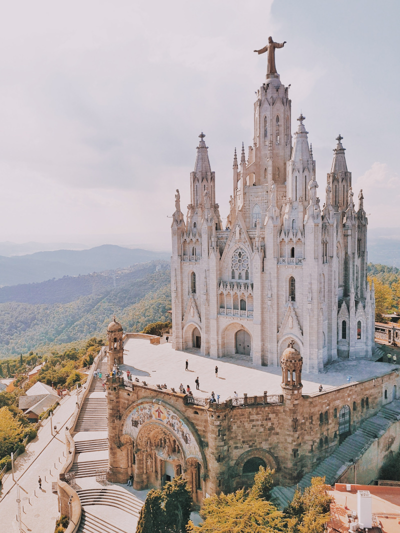 Cathedral of Barcelona - ITMA 2019 Guide